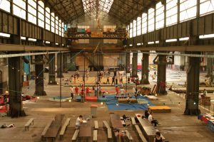 Ell Circo D'ell Fuego blikfabriek