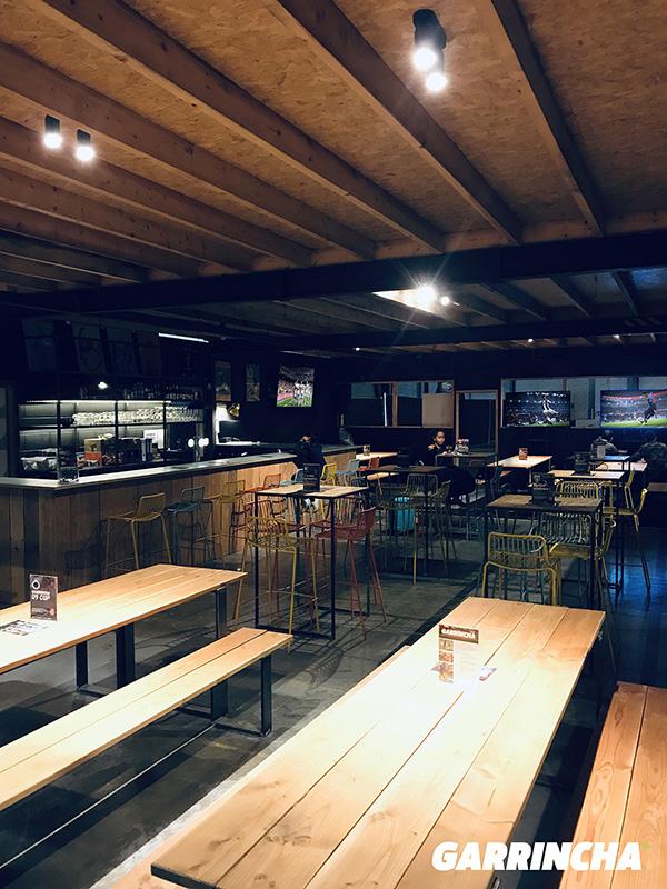Garrincha cafe