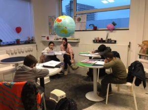 huiswerkklas