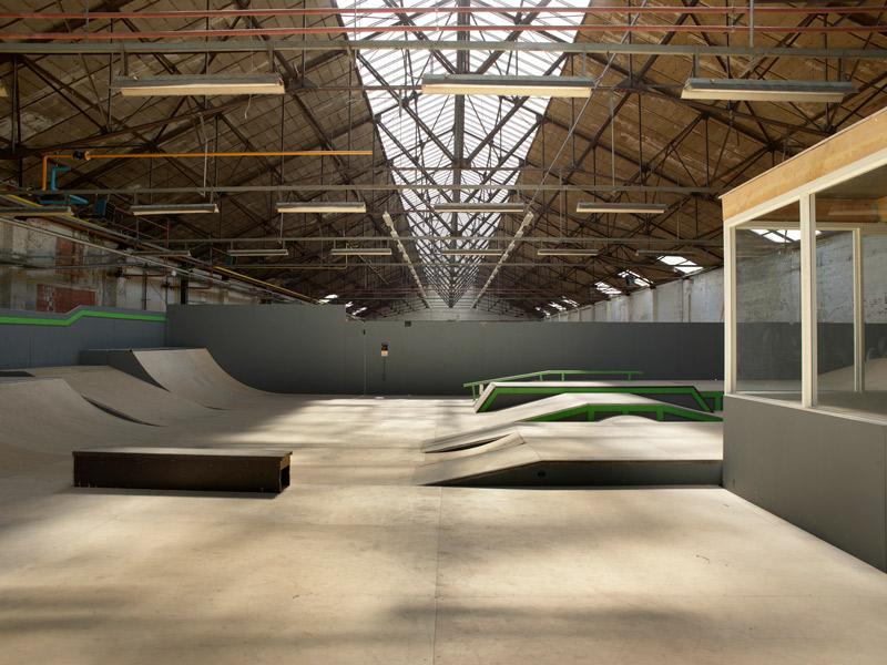 Blikfabriek Skatedepot