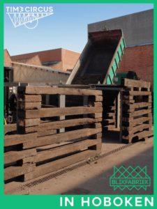 aanleg tuin Blikfabriek