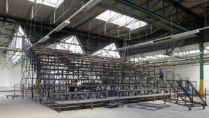Rosas in de Blikfabriek