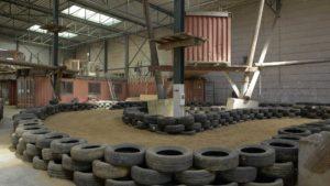 Vroemfabriek in de Blikfabriek