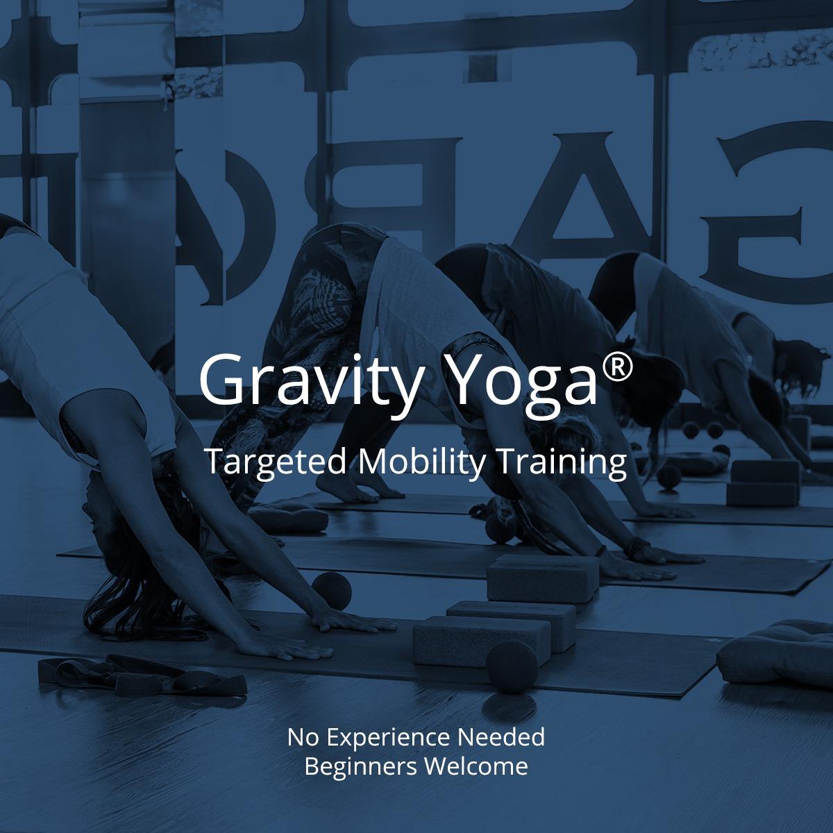 Gravity Yoga