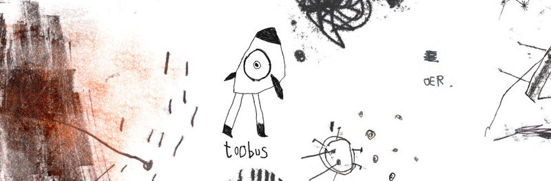 Toobus tekening