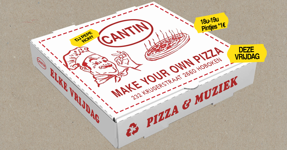 cantin pizza