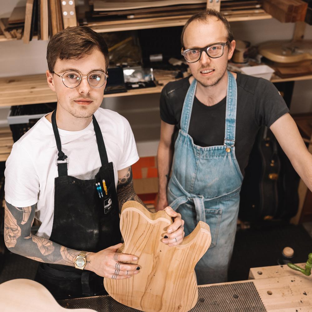 luthier blikfabriek